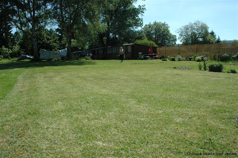 Pravidelný servis trávníku