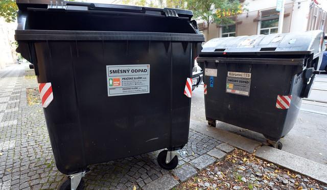 Svoz odpadu 2015