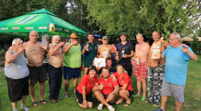 Rybářský turnaj – I. ročník zná své vítěze